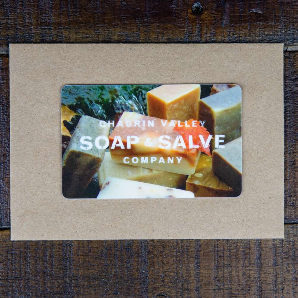 Chagrin-Valley-Soap-and-salve-Physical-Gift-Card