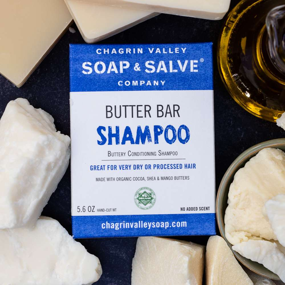 Organic Butter Bar Conditioner Shampoo Bar