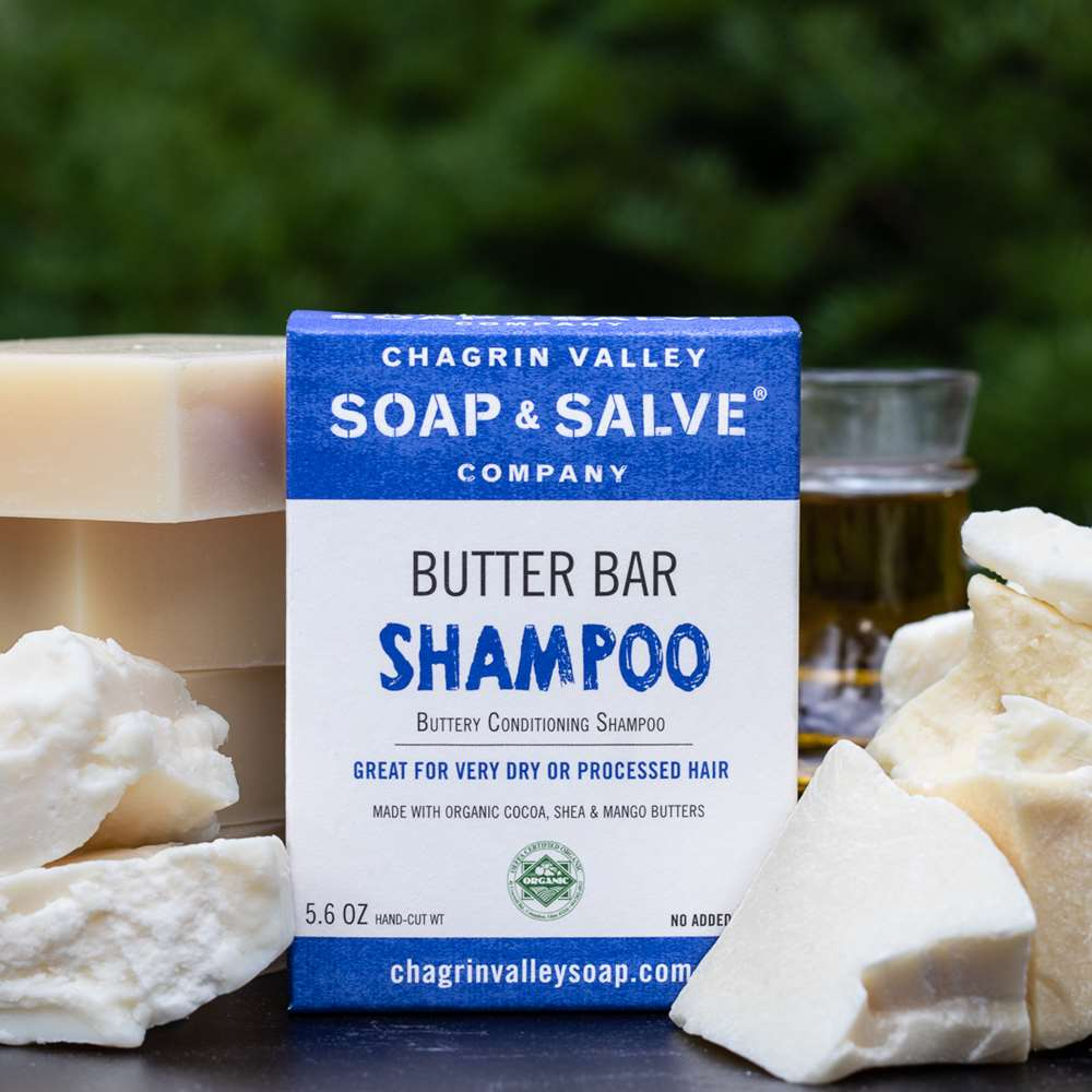Shampoo Bar Butter Bar Conditioner