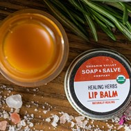 Organic Sea Buckthorn Lip Balm