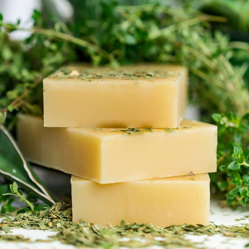 Natural Neem Soap and Shampoo Bar - 5.6 oz