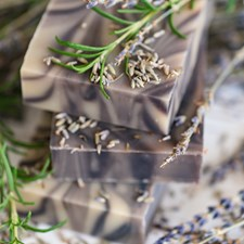 Organic Lavender Natural Soap